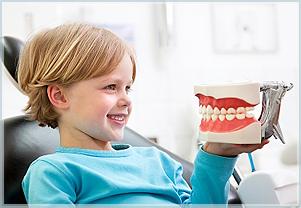 Studio Dentistico Laura Leo - Terapie - PEDODONZIA
