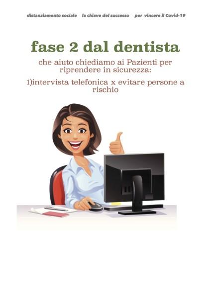 sicurezza dal dentista